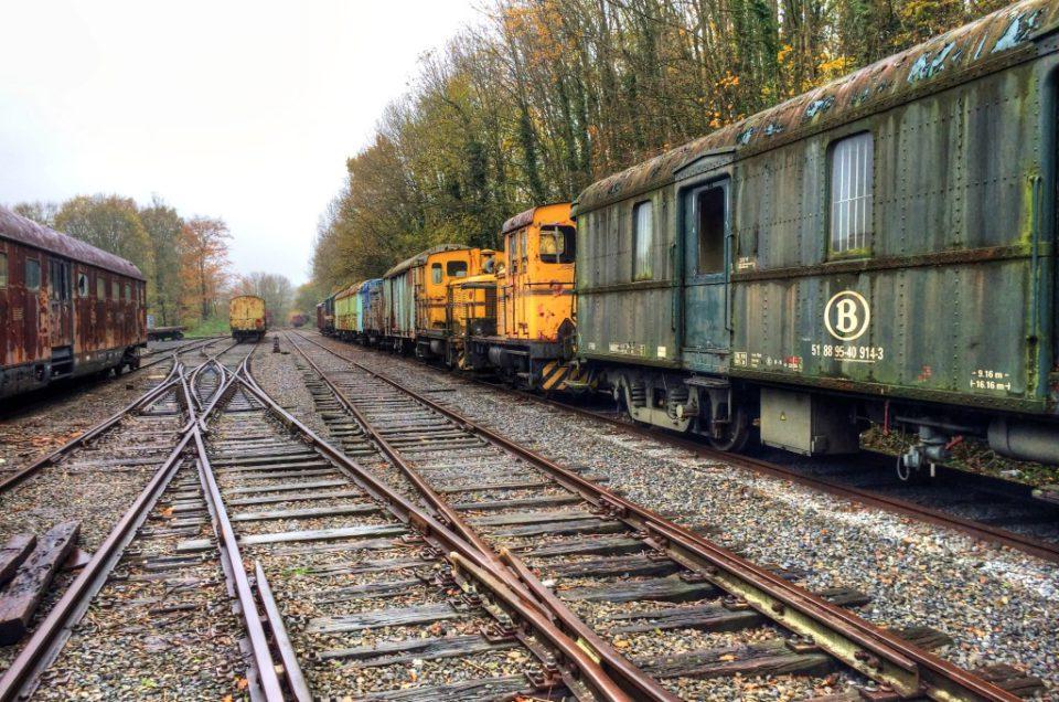 Urbex – Station Hombourg – Belgie