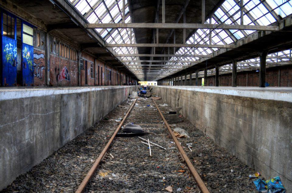 Urbex – Station Montzen – Belgie