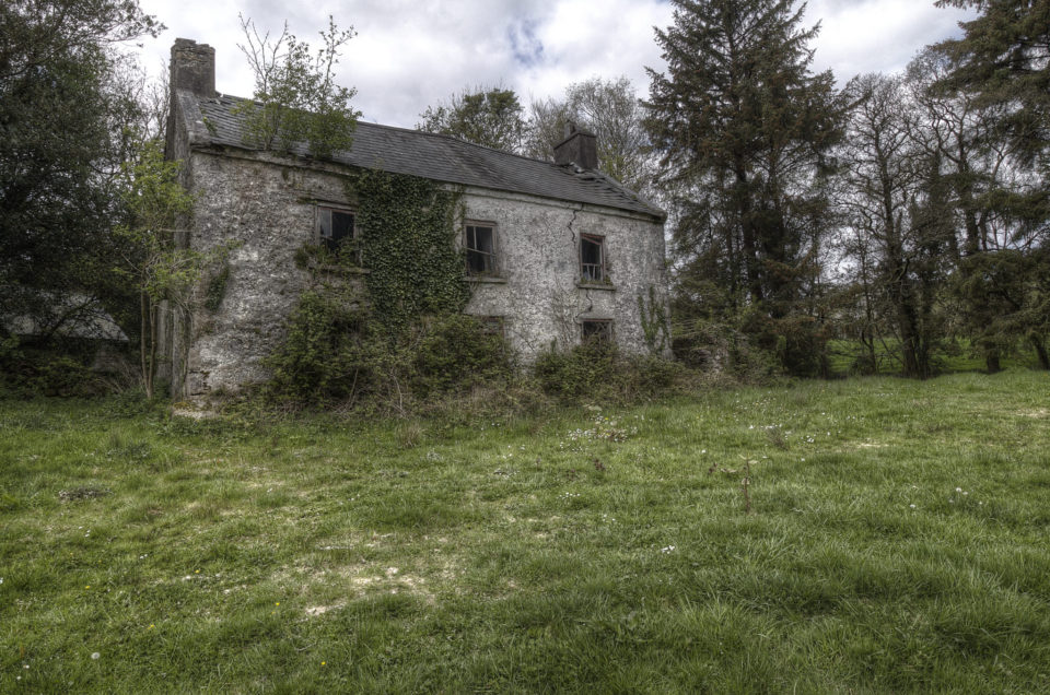 Urbex – House Maccan – Ierland