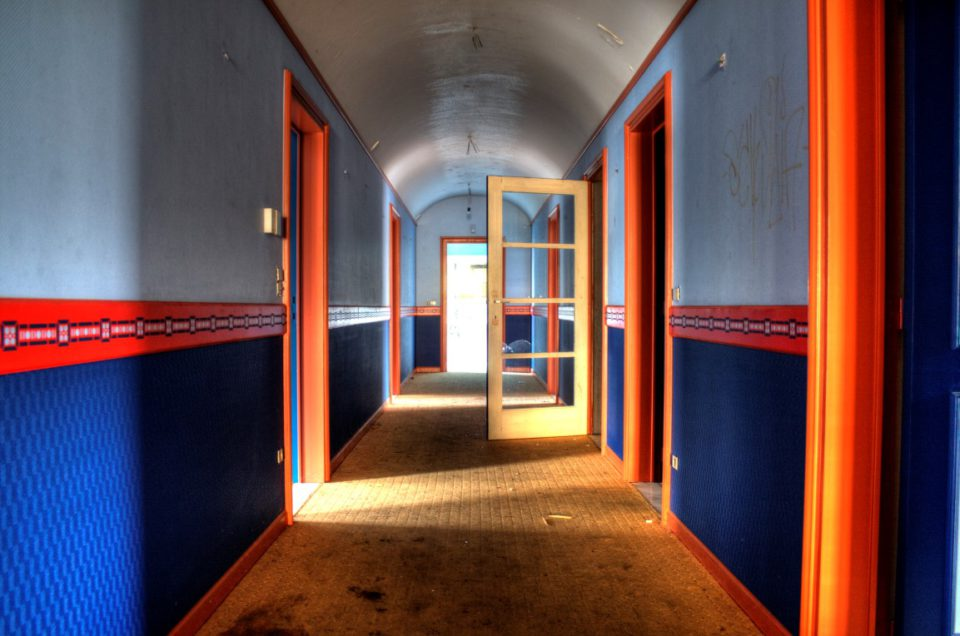 Urbex – Villa BR – Belgie