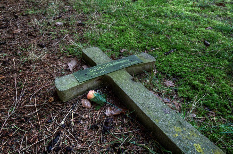 Urbex – Cemetery of the Insane – Belgie