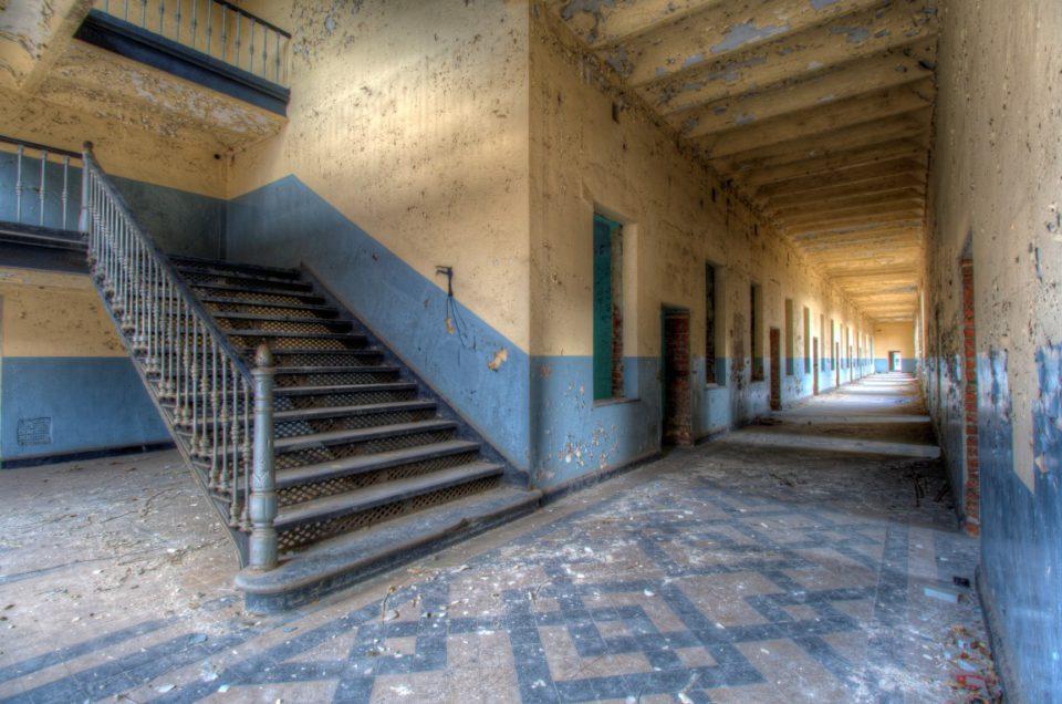Urbex – Prison 11 – Belgie