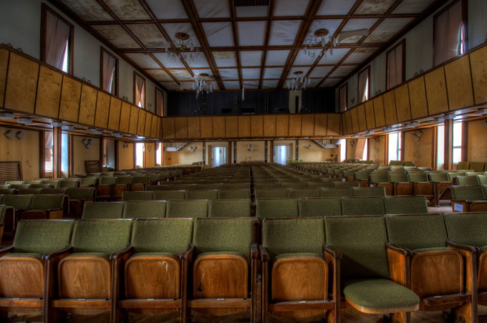 Urbex – Eastern Cinema – Duitsland