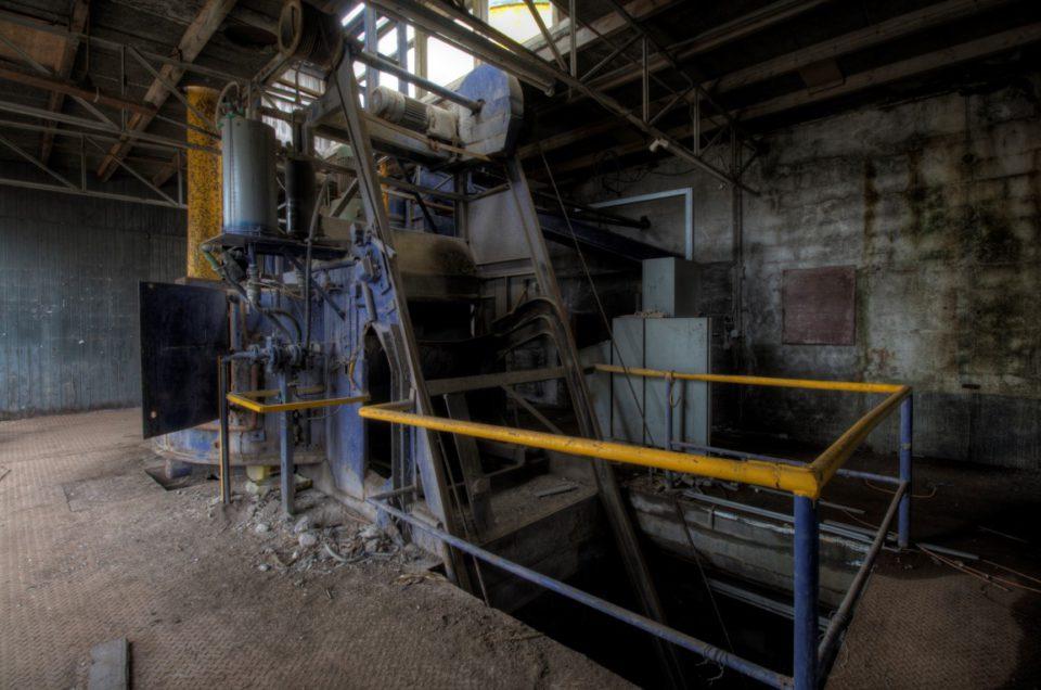 Urbex – MBI Fabriek – Nederland