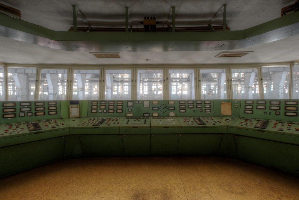 Powerplant V is een prachtige verlaten urbex locatie ergens in Duitsland