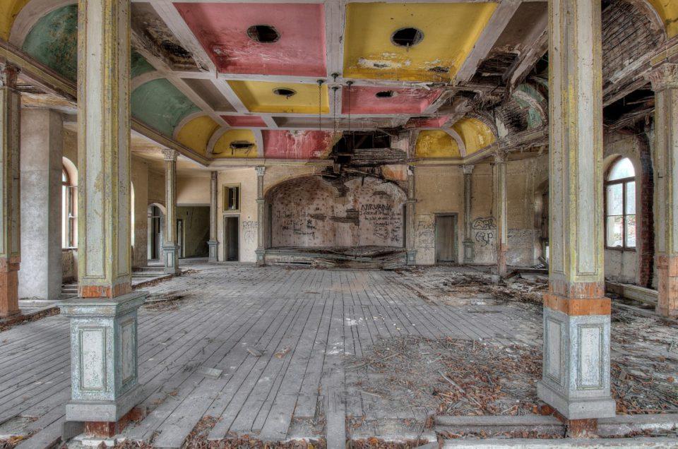 Urbex – Lego Ballroom – Duitsland