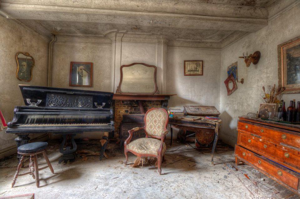 Urbex – Instituteur Chasseur Artiste – Frankrijk