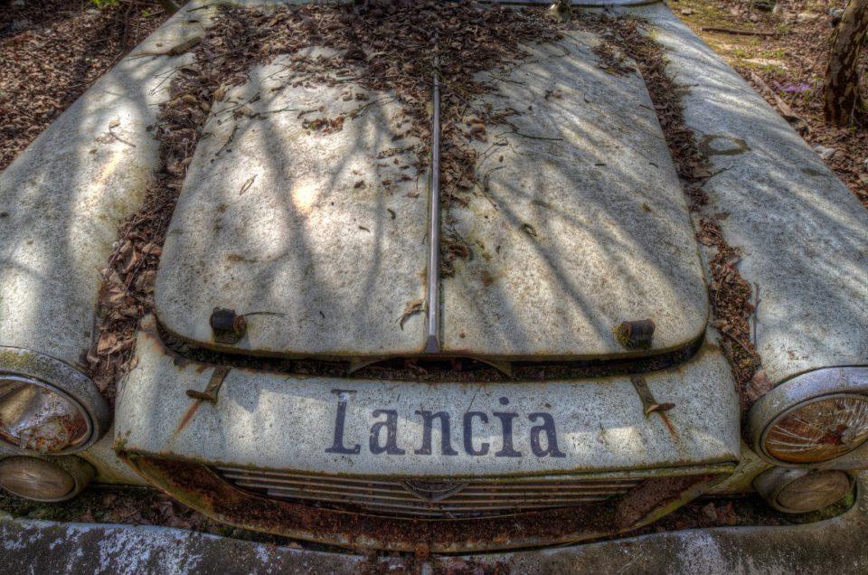 Urbex – Viva Lancia – Belgie