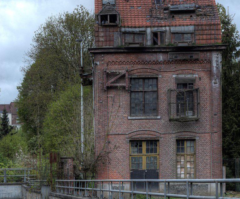 Urbex – House of Pigeons – Belgie