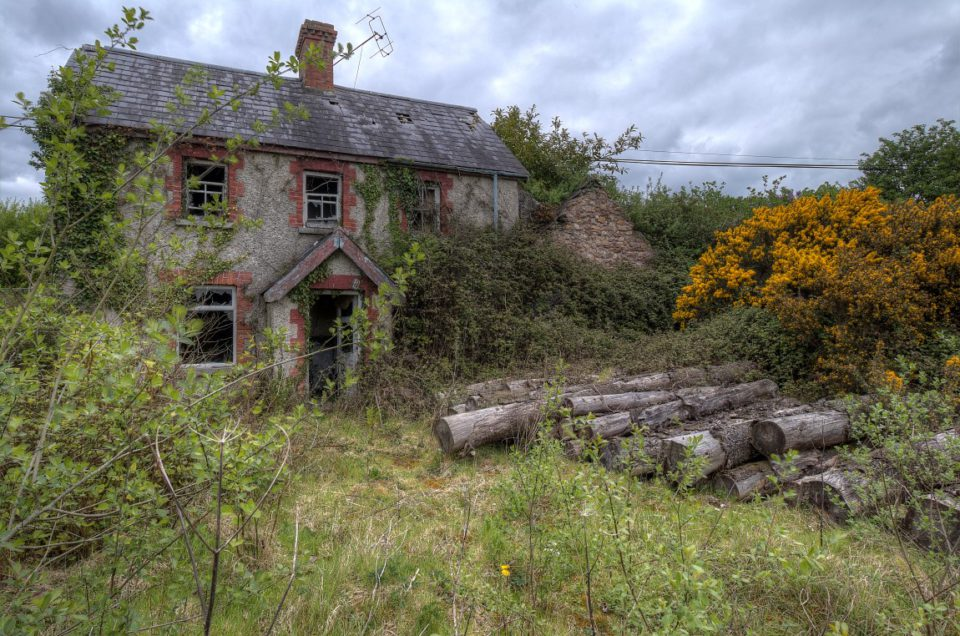 Urbex – House of Guinness – Ierland