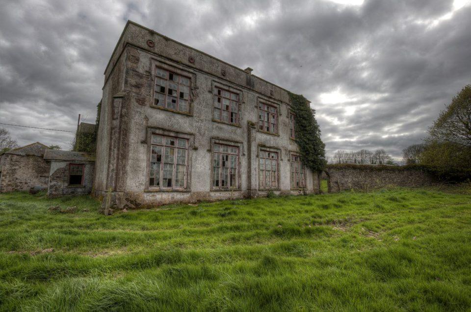 Urbex – Bellvue House – Ierland