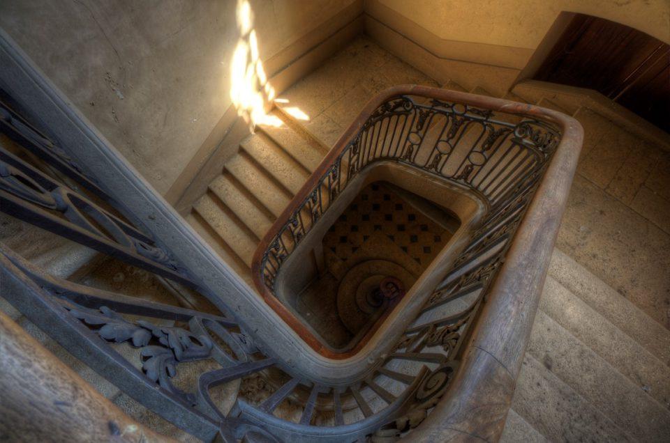 Urbex – Chateau Barbara – Frankrijk