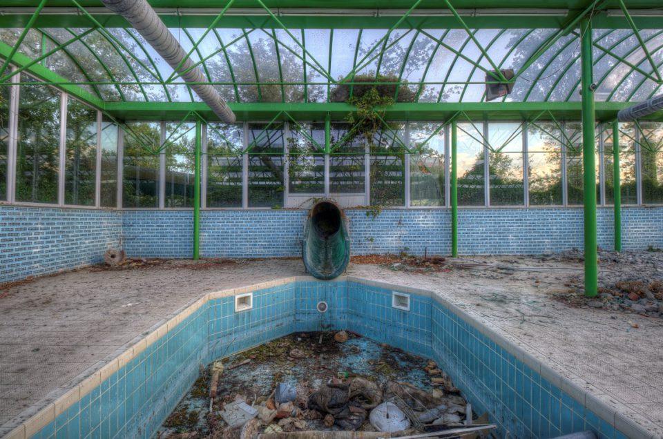 Urbex – Park Atlantis – Belgie