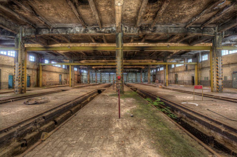 Urbex – The Depot – Belgie