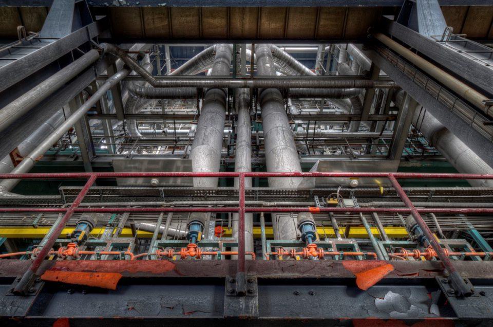 Urbex – Powerplant XL – Belgie