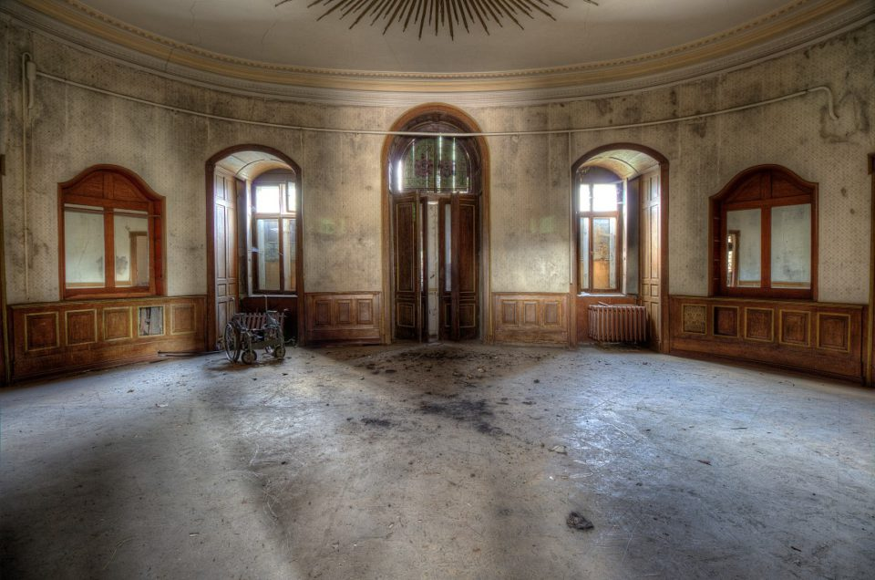 Urbex – House of the Wheelchairs – Duitsland