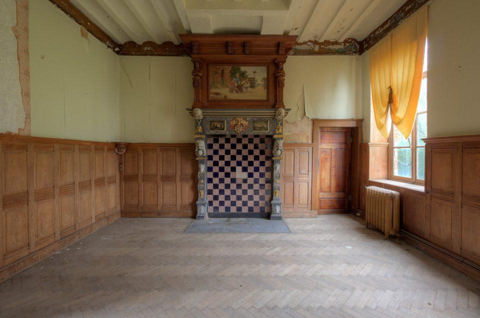 Urbex – Schloss Lowenkopf – Belgie