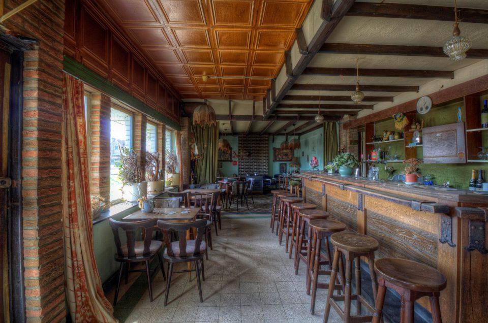 Urbex – Cafe ons Moe – Belgie