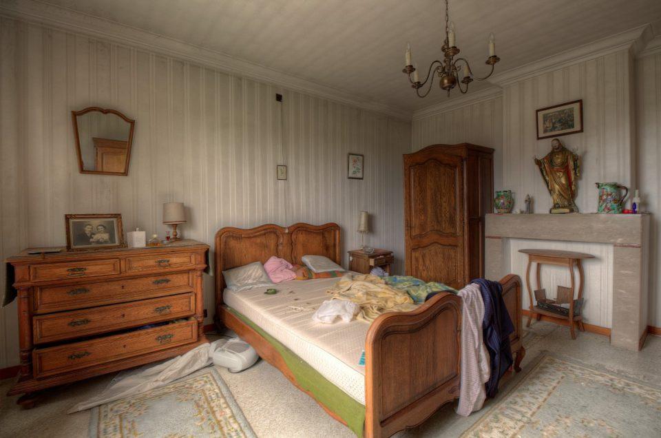 Urbex – Maison Coutoure – Belgie