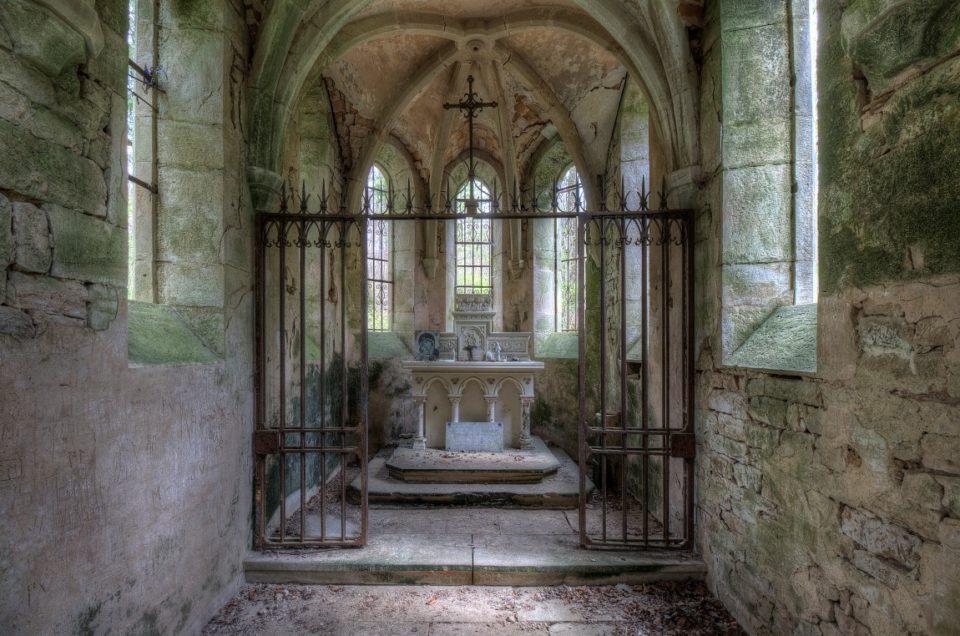 Urbex – Chapelle des Loups – Frankrijk
