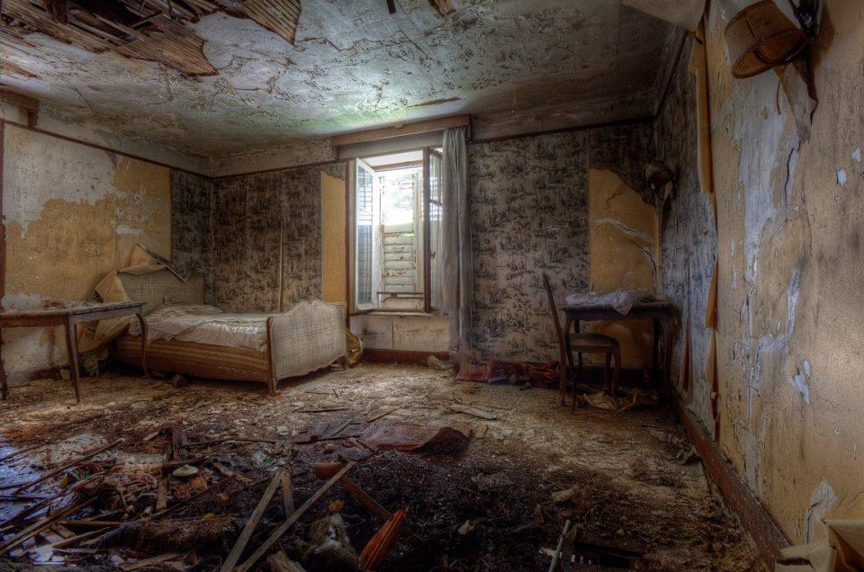 Urbex – Hotel RDB – Frankrijk