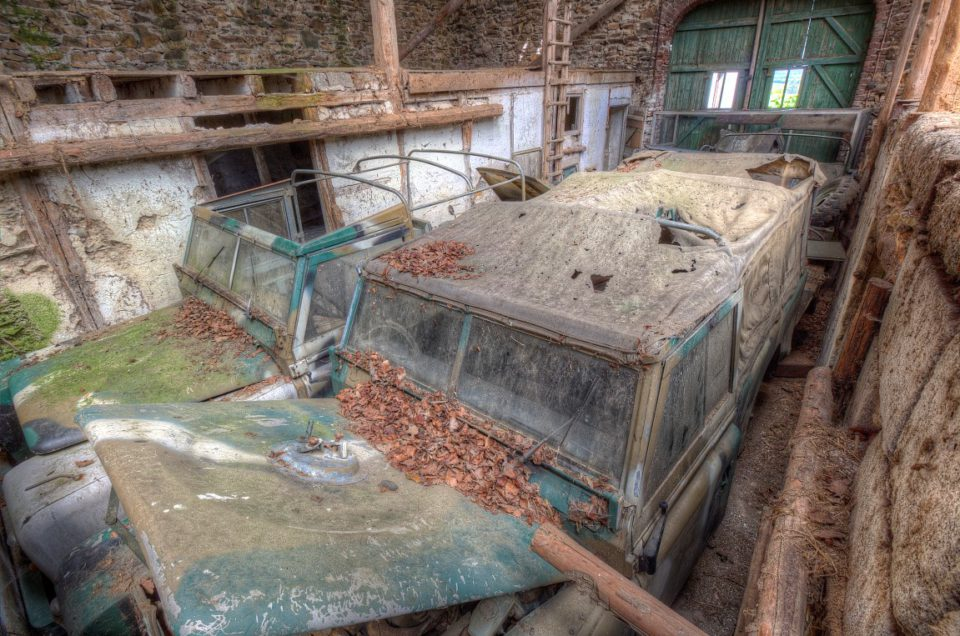 Urbex – Indiana Jones Farm – Belgie