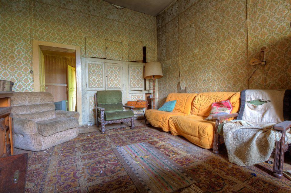 Urbex – La Maison du Trou – Frankrijk