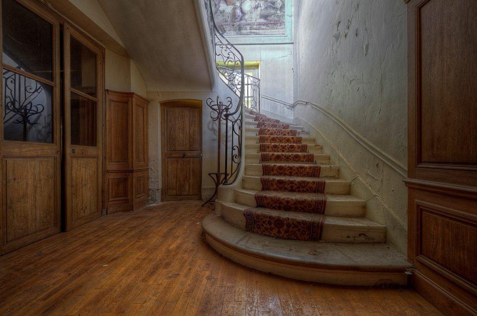 Urbex – Chateau de Sans Tete – Frankrijk