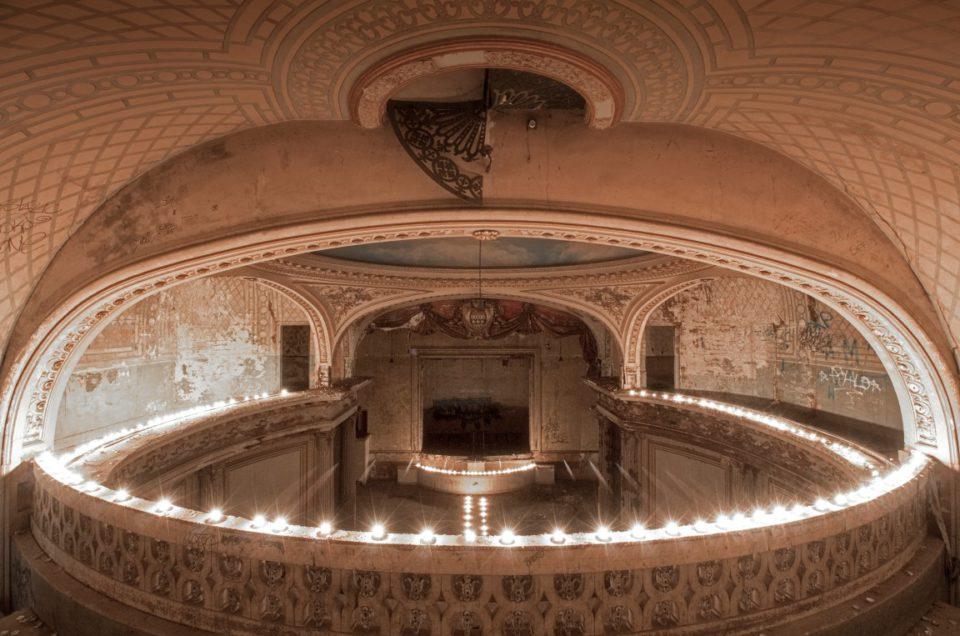 Urbex – Theater Baroque – Frankrijk