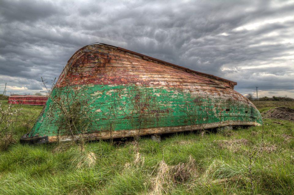 Urbex – Boat'in – Ierland