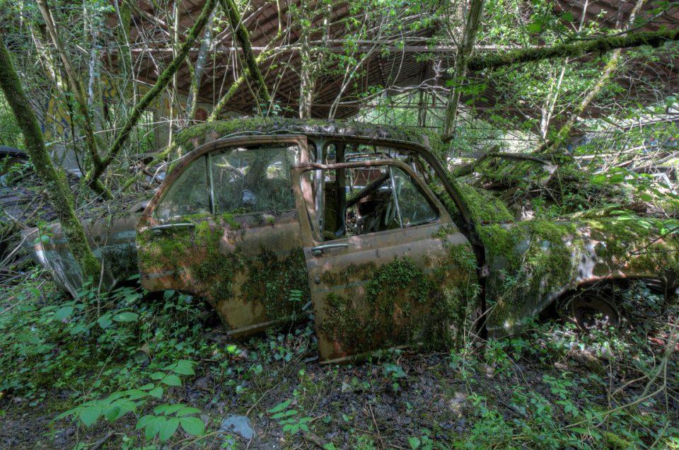 Urbex – Stolen Cars – Frankrijk